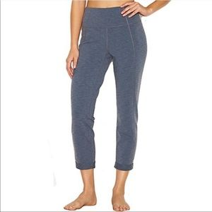 Lucy Activewear Strong is Beautiful Cuffed Gray S